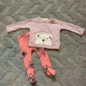 Jessica Simpson outfit 6/9 month